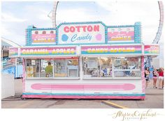 Alysson Copeland Photography | Carnival Engagement