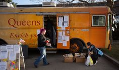 After Storm Destruction, Rockaway Library Bus Helps Keep Community Afloat - NYTimes.com
