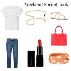 Spring has Sprung - Weekend Spring Look