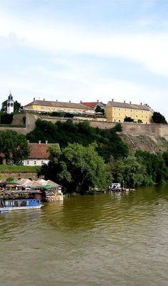 Petrovaradin Fortress on the Danube river, Vojvodina, Serbia | by StephYo