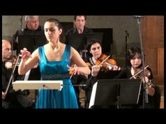 "Martin Ulikhanyan - ""Space Vocalise"" for theremin and orchestra"