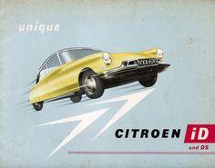 Slough Citroën brochure