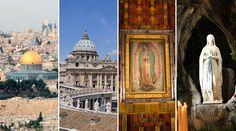 10 DESTINOS IMPERDIBLE PARA TODO CRISTIANO #religiotravel #travel #destino