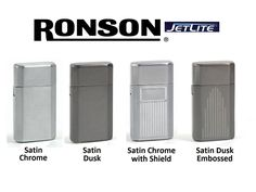 $25 NEW 4 PACK #Ronson #JetLite Butane Torch Lighters Windproof Blue Flame ReFillable #Ronson #JetLiteTorch