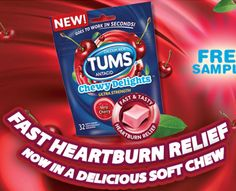 Free Tums Chewy Delights via heyitsfree.net