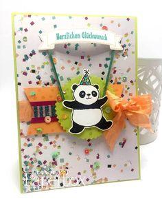 Inspire.Create.Challenge #011 – Birthday Panda