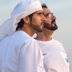 11/19/14 Sheikh Mohammed and Sheikh Hamdan PHOTO Ali Essa