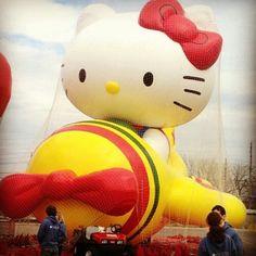 Hello Kitty Float