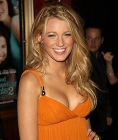 Blake Lively and Body Image.