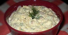 Salata de fasole galbena cu maioneza