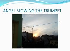 ANGEL BLOWING THE TRUMPET Trumpet, Heaven, Angel, Pictures, Sky, Photos, Trumpets, Angels, Resim