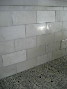 hampton carrara tile whisper grey grout