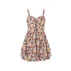 floral dresses floral anything :)