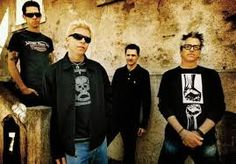 Founded in 1984, this Punk band called The Offspring, formed in Orange County, CA is still going strong