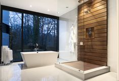Spa shower by Cablik Enterprises