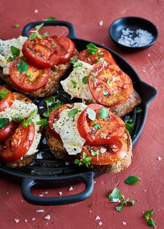 Bruschetta, Mozzarella, Breads, Fresh, Drinks, Cooking, Ethnic Recipes, Inspiration, Food