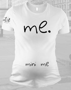 LOL Maternity Mini Me Tshirt