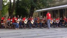 International summer school of guitar