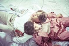 BTS 방탄소년단 || 160929 WINGS Concept Photo 2 || Jimin 지민, Suga 슈가