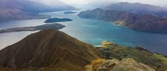 Hiking up Mt. Roy in Wanaka, New Zealand! Join in the adventures, check out our new travel blog at www.weoutheredoinit.com The Mountains Are Calling, New Travel, New Zealand, Join, Hiking, Adventure, Water, Check, Blog