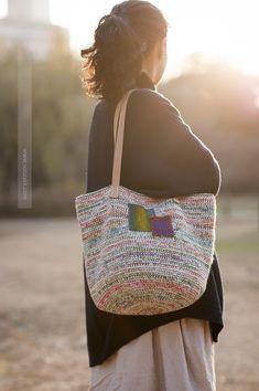 [수작부리기] 슈팅스타 : shoulder bag [패키지 or 뜨개수업]