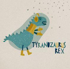 Menulis Yra Nulis - Dinosaurs warm up