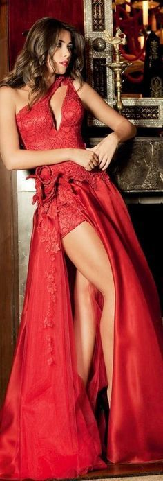 Sexy Christmas gown
