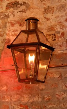 Love Bevolo`s lamps, I have two of them!