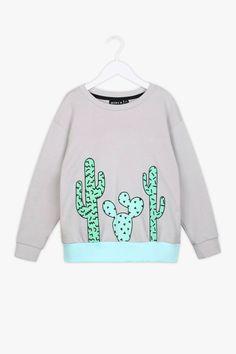 Cacti Sweatshirt