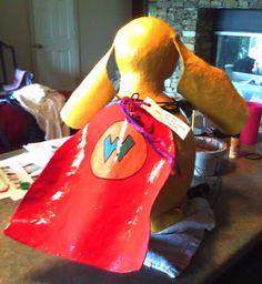 Whimsy Paper Mache.com: Paper Mache Clay Wow # 2