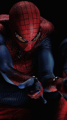 spiderman wallpaper by - - Free on ZEDGE™ Amazing Spiderman, Black Spiderman, Spiderman Art, Art And Illustration, Dark Art Illustrations, Marvel Art, Marvel Heroes, Marvel Comics, Heroes Comic