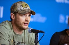 Tom Hardy - press conference for The Drop - Toronto Sept. 6th 2014