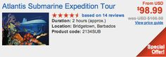 Barbados Atlantis Submarine Tour (Caribbean Travel Advisor)