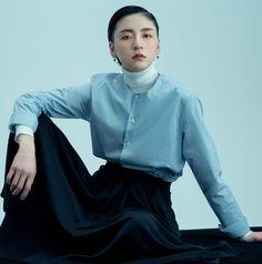 ニッポン美人化計画:「日本人には、日本人の顔立ちに似合うメイクがある」とのUDAさんの持論がよくわかる一例を。素顔が引き立つ仕上がりです。 | GINZA | BEAUTY