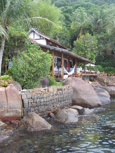 Sitio do Lobo, Ilha Grande