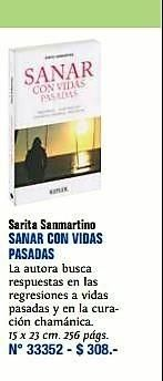 En la revista del Círculo de Lectores de Argentina de enero, el libro de Sarita Sammartino.