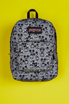 Introducing the first ever collaboration between Disney and JanSport. Shop the #DisneyxJanSport collection at select retailers and jansport.com