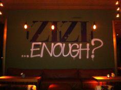 Zizi Bar in Budapest