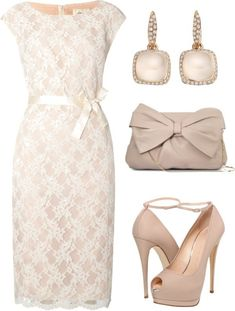 Pretty dress outfit
