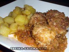 Curiosamente, este plato lo enseñaron los árabes a los europeos hacía el Siglo XVI. Ya por aquel entonces las cocinaban en aceite y especias. Su nombre ori