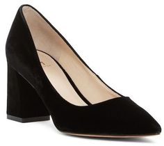 Womens Wide Fit Sueded Court Shoe