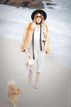 skinny-scarf-outfit-fox-fur-coat