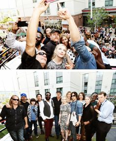 The Walking Dead @ SDCC 2014