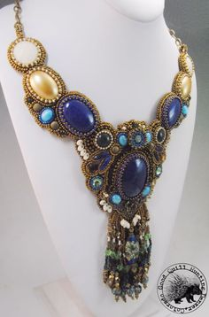 Beautiful necklace by Good Quill Hunting