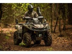 New 2017 Can-Am Outlander Mossy Oak Hunting Edition 570 ATVs For Sale in Florida. Combine Mossy Oak's Break-Up Country pattern with factory-installed hunting accessories and you get the ultimate hunting package.