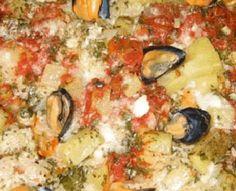 Scopriamo o riscopriamo le ricette della cucina tradizionale pugliese. Tiedda
