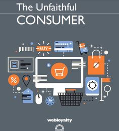 Read the latest research report about the Unfaithful Consumer. Is brand loyalty important or are consumers more interested in a good deal? Customer Engagement, Loyalty, Ecommerce, Encouragement, E Commerce, Honesty
