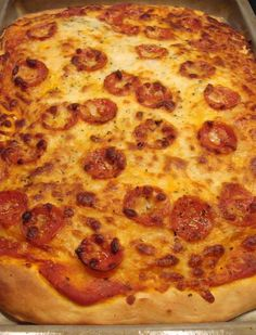 Pizza Dough & Pizza Crust on Pinterest | Dough Recipe, Pizza and Crust ...