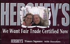 Raise The Bar, Hershey campaign