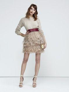 tendenze moda inverno 2016, theladycracy.it, gonna di piume, elisa bellino, fashion blog italia,best fashion blogger italy, fashion blogger italiane